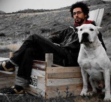 Luis Soto &[br]HIS DOG BACO